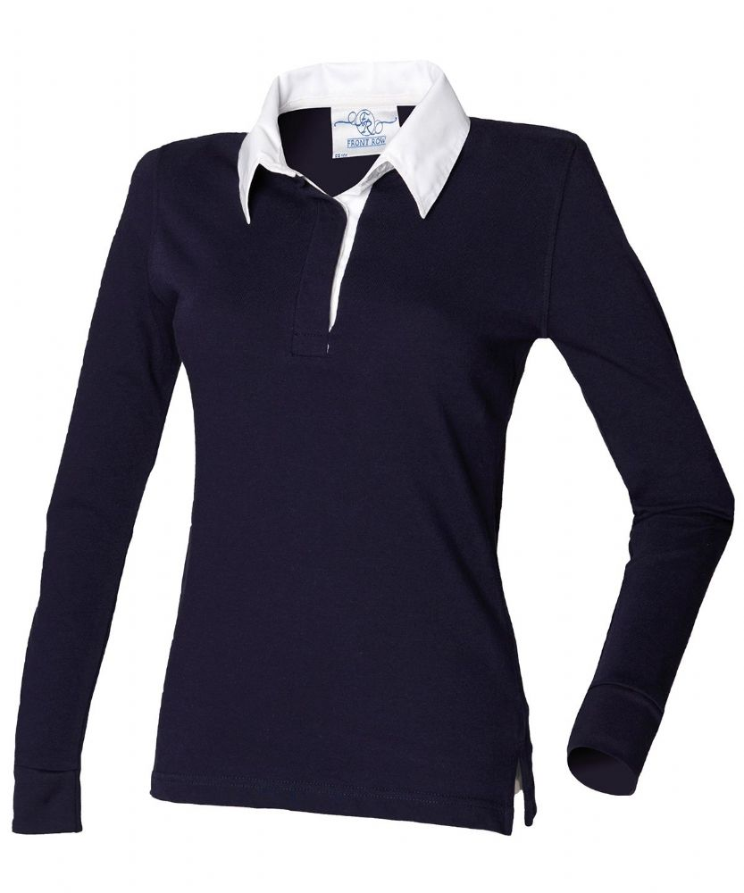 Ladies Fit Rugby Shirts, Many Colours Available